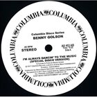 BENNY GOLSON I'm Always Dancin' To The Music (Special Disco Version) album cover