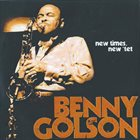 BENNY GOLSON New Time, New 'Tet album cover