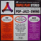 BENNY GOLSON Pop + Jazz = Swing album cover