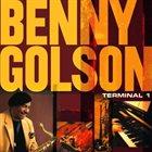 BENNY GOLSON Terminal 1 album cover