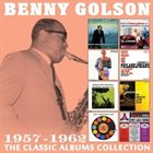 BENNY GOLSON The Classic Albums Collection : 1957-1962 album cover