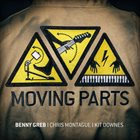 BENNY GREB Moving Parts album cover