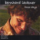 BERNHARD LACKNER Those Days album cover