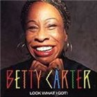 BETTY CARTER Look What I Got! album cover