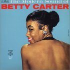 BETTY CARTER The Modern Sound of Betty Carter album cover