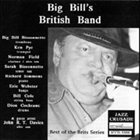 BIG BILL BISSONNETTE Big Bill's British Band album cover