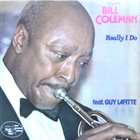 BILL COLEMAN Really I Do (Feat. Guy Lafitte) album cover