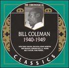 BILL COLEMAN The Chronological Classics: Bill Coleman 1940-1949 album cover