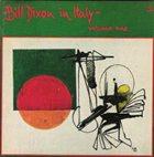 BILL DIXON Bill Dixon in Italy - Volume 1 album cover