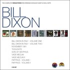 BILL DIXON The Complete Remastered Recordings on Black Saint & Soul Note album cover