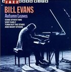 BILL EVANS (PIANO) A Jazz Hour With Bill Evans (Autumn Leaves) album cover