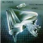 BILL EVANS (PIANO) Bill Evans / Toots Thielemans ‎: Affinity album cover