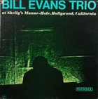 BILL EVANS (PIANO) At Shelly's Manne-Hole, Hollywood, California album cover