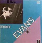 BILL EVANS (PIANO) Bill Evans Trio : Stockholm 1965 (aka Live In Stockholm, 1965) album cover