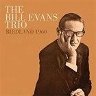 BILL EVANS (PIANO) Birdland 1960 album cover