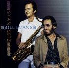 BILL EVANS (PIANO) The Bill Evans Trio & Stan Getz : But Beautiful album cover