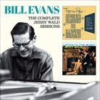 BILL EVANS (PIANO) Complete Jerry Wald Sessions album cover