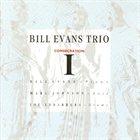 BILL EVANS (PIANO) Consecration I album cover