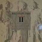 BILL EVANS (PIANO) Consecration II album cover