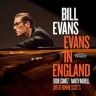 BILL EVANS (PIANO) Evans in England : Live at Ronnie Scott' s album cover