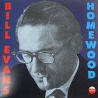 BILL EVANS (PIANO) Homewood album cover