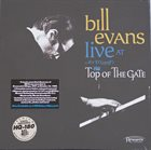 BILL EVANS (PIANO) Live At Art D'Lugoff's Top of The Gate album cover