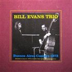 BILL EVANS (PIANO) Live in Buenos Aires Vol. 1 album cover