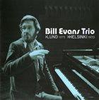 BILL EVANS (PIANO) Lund 1975 & Helsinki 1970 album cover