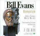 BILL EVANS (PIANO) Momentum album cover