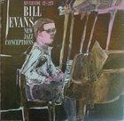 BILL EVANS (PIANO) New Jazz Conceptions album cover