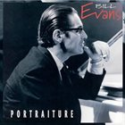 BILL EVANS (PIANO) Portraiture album cover