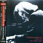BILL EVANS (PIANO) The Bill Evans Trio : Consecration II - Last album cover