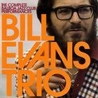 BILL EVANS (PIANO) The Complete Balboa Jazz Club Performances album cover