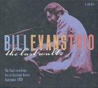 BILL EVANS (PIANO) The Last Waltz album cover