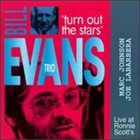 BILL EVANS (PIANO) Turn Out the Stars album cover