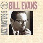 BILL EVANS (PIANO) Verve Jazz Masters 5 album cover