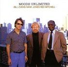 BILL EVANS (SAX) Bill Evans / Hank Jones / Red Mitchell : Moods Unlimited album cover