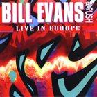 BILL EVANS (SAX) Live in Europe album cover
