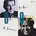 BILL MAYS Bill Mays / Ray Drummond ‎: One To One 2 album cover
