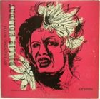 BILLIE HOLIDAY An Evening With Billie Holiday album cover