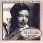 BILLIE HOLIDAY An Introduction to Billie Holiday: Her Best Recordings 1935-1942 album cover