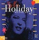 BILLIE HOLIDAY Best of Billie Holiday: 1935-1948 album cover