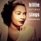 BILLIE HOLIDAY Billie Holiday Sings Standards album cover