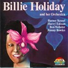 BILLIE HOLIDAY Billie Holliday and Her Orchestra album cover