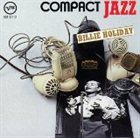 BILLIE HOLIDAY Compact Jazz: Billie Holiday album cover