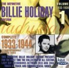 BILLIE HOLIDAY Complete Edition, Volume 1: 1933-1936 album cover