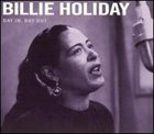 BILLIE HOLIDAY Day In, Day Out album cover