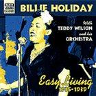 BILLIE HOLIDAY Easy Living 1935-1939 album cover