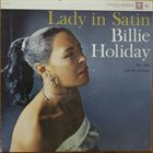 BILLIE HOLIDAY Lady in Satin album cover