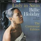 BILLIE HOLIDAY Lady In Satin: The Centennial Edition album cover